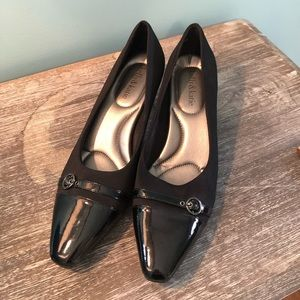Kelly & Katie pump black size 9